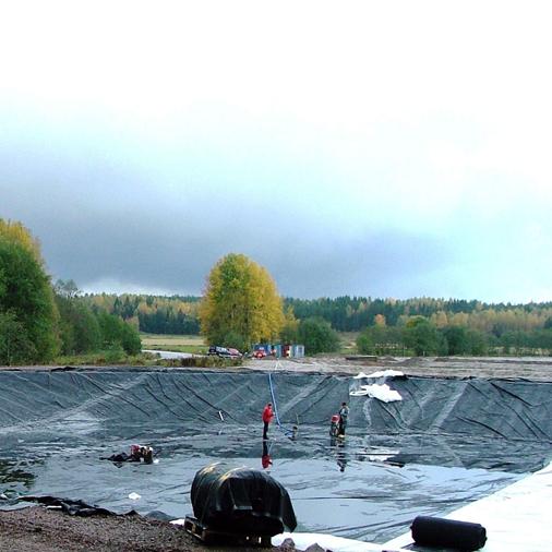 Umetna jezera in vodna zajetja